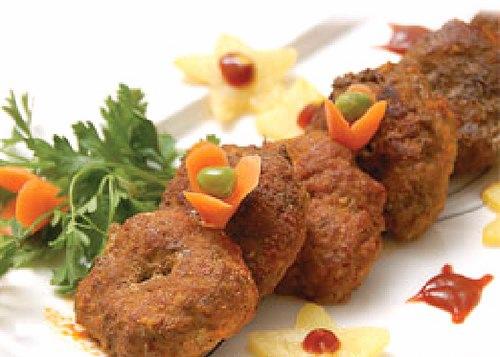 عکس کوکوی گوشت و سبزیجات