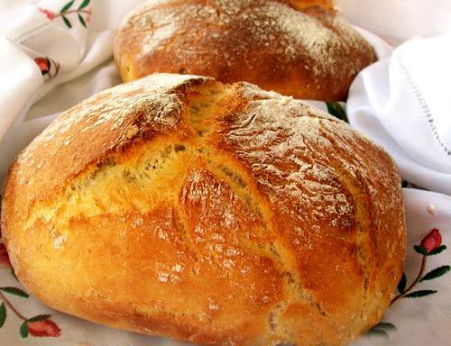 عکس نان خانگی باآرد ذرت