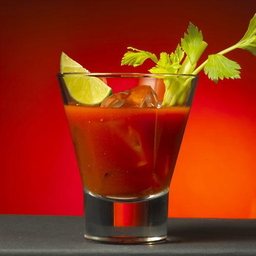 عکس آب گوجه و فلفل