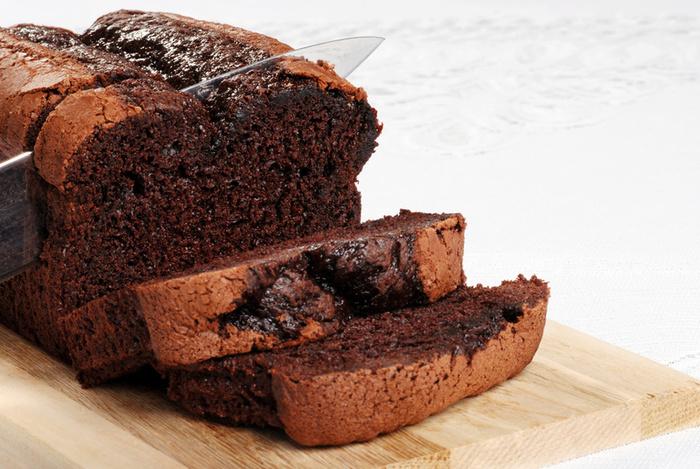 عکس کیک شکلات