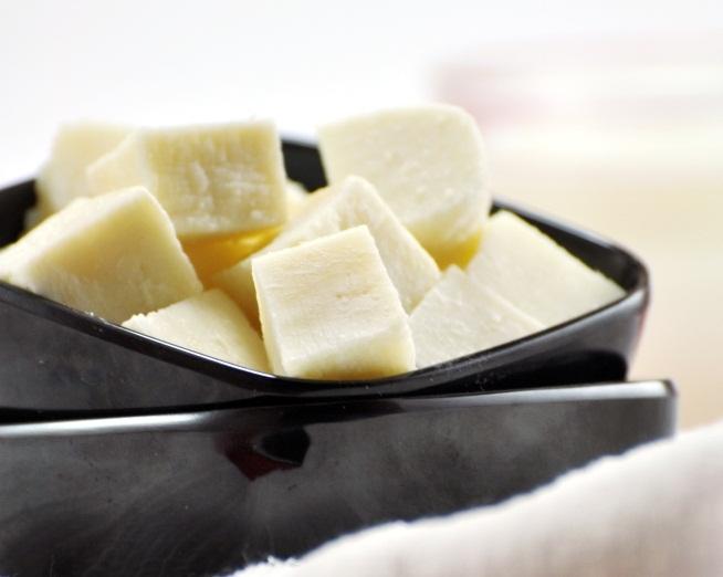 عکس پنیر سفید خانگی