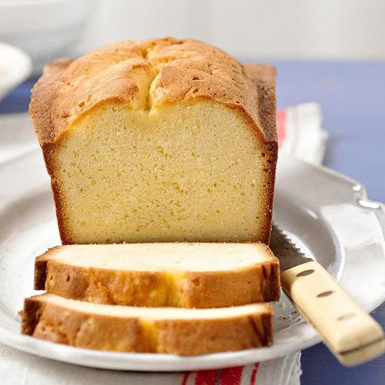 عکس کیک صبحانه ساده