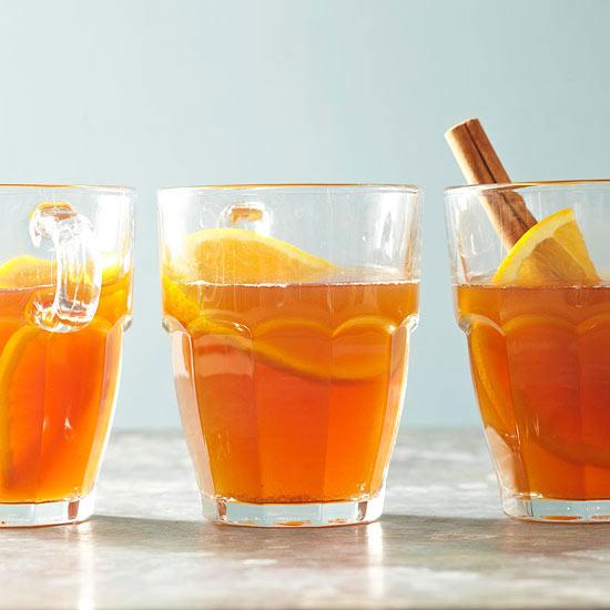 عکس چای داغ پرتقال