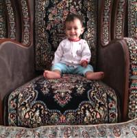 دخترم فاطمه