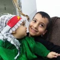 مامان محمدمهدی