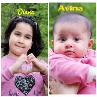 دیانا و آوینا